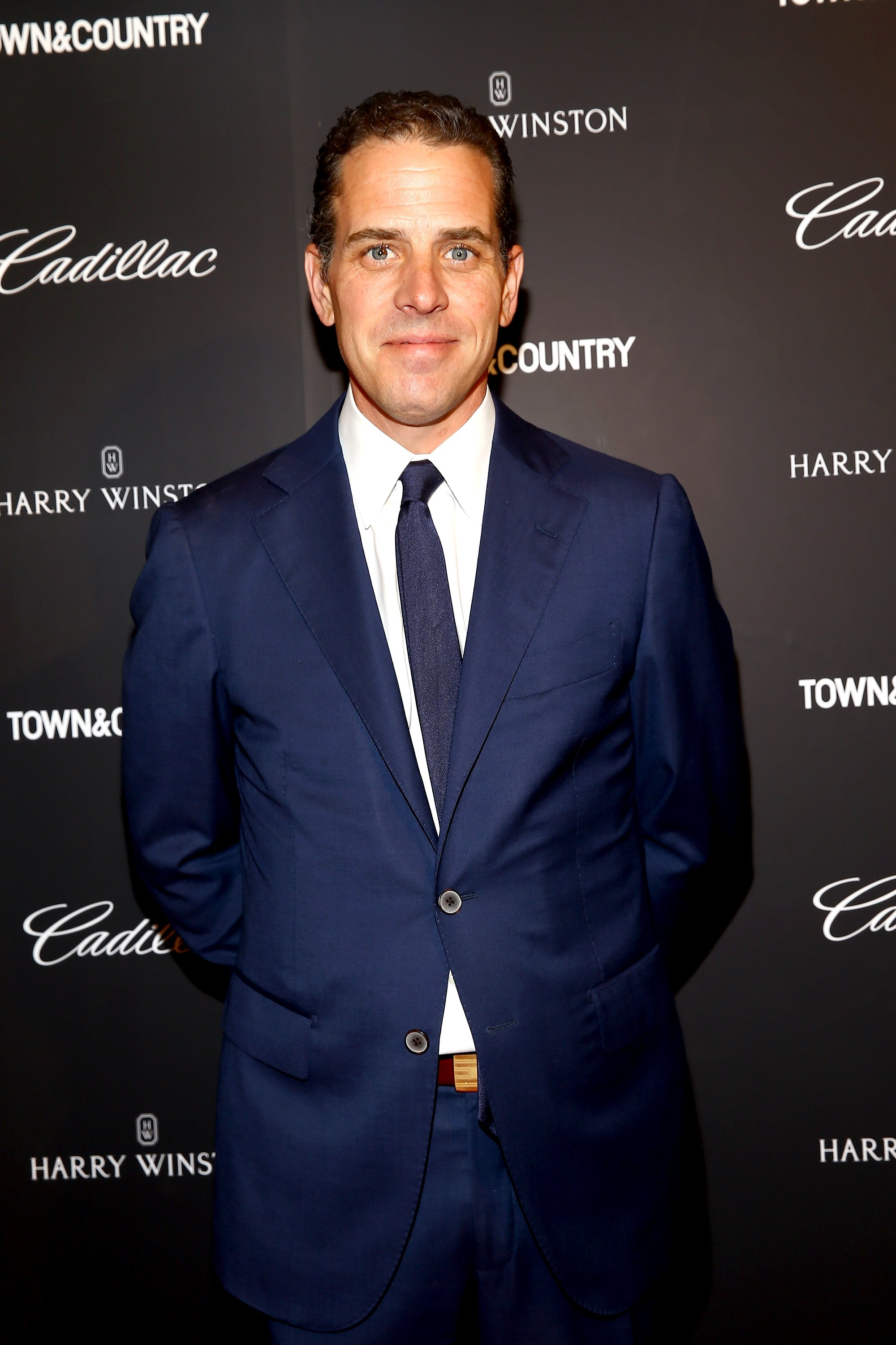 """Hunter Biden attends the T&C Philanthropy Summit with screening of """"Generosity Of Eye"""" at Lincoln Center with Town & Country on May 28, 2014 in New York City. (Photo by Astrid Stawiarz/Getty Images for Town & Country)"""