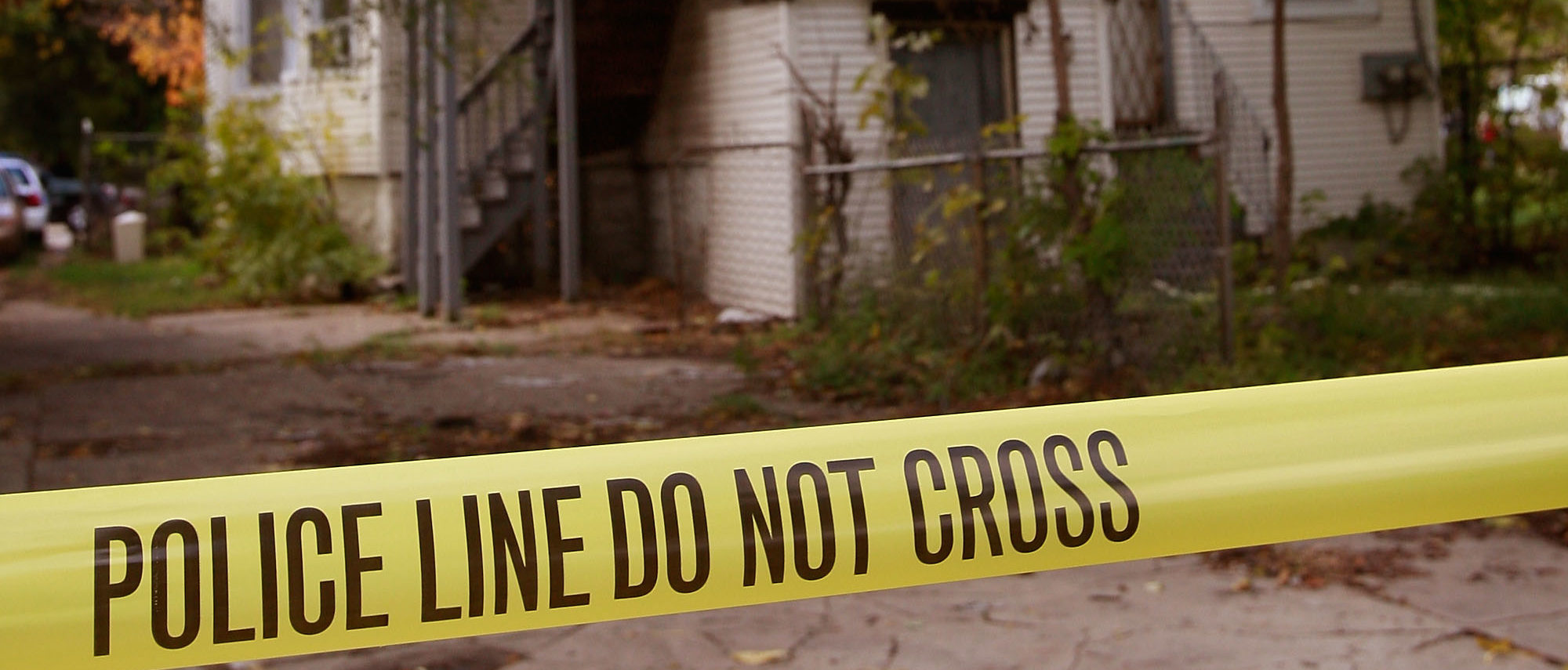 Apparent Human Bones Found Behind Wakefield Home (Photo by Scott Olson/Getty Images)