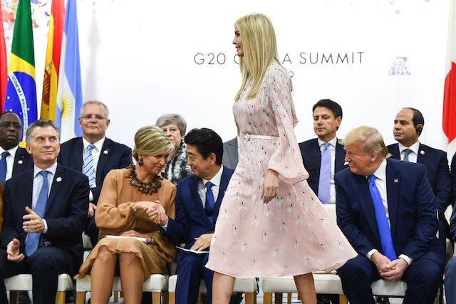 (Photo credit: BRENDAN SMIALOWSKI/AFP/Getty Images)