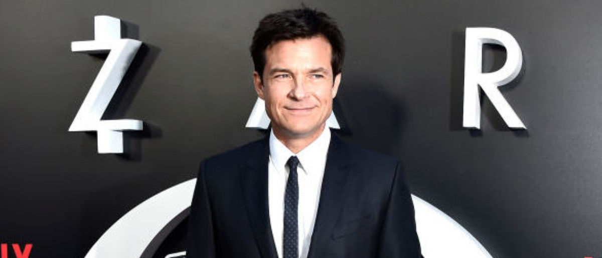 "HOLLYWOOD, CA - AUGUST 23: Jason Bateman attends the Premiere Of Netflix's ""Ozark"" Season 2 at ArcLight Cinemas on August 23, 2018 in Hollywood, California. (Photo by Frazer Harrison/Getty Images)"