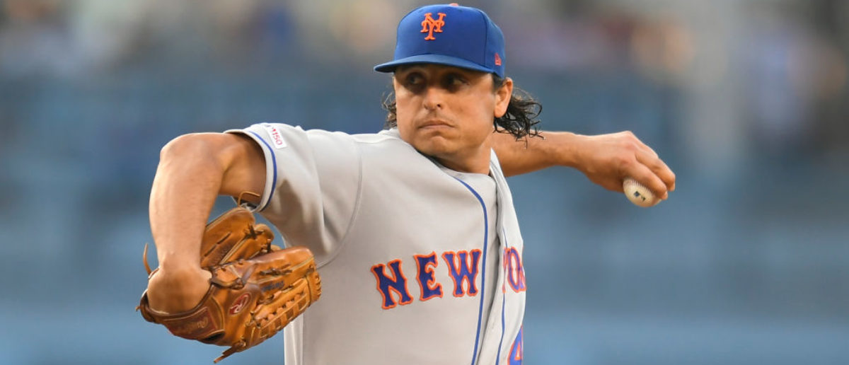 New York Mets Player Jason Vargas Threatens To Knock Out Reporter