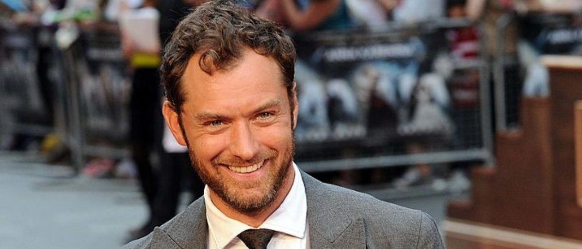 Jude Law Will Star In The HBO Miniseries 'The Third Way'