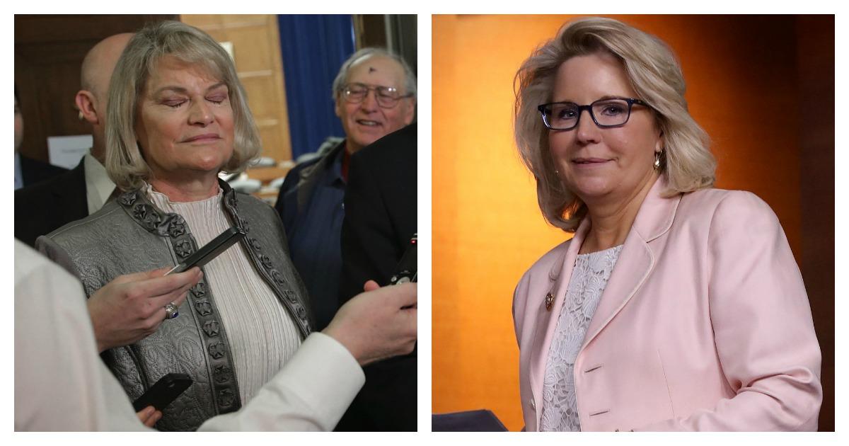 Former Congresswoman Files To Run For Wyoming Senate Seat, Denies She's Running