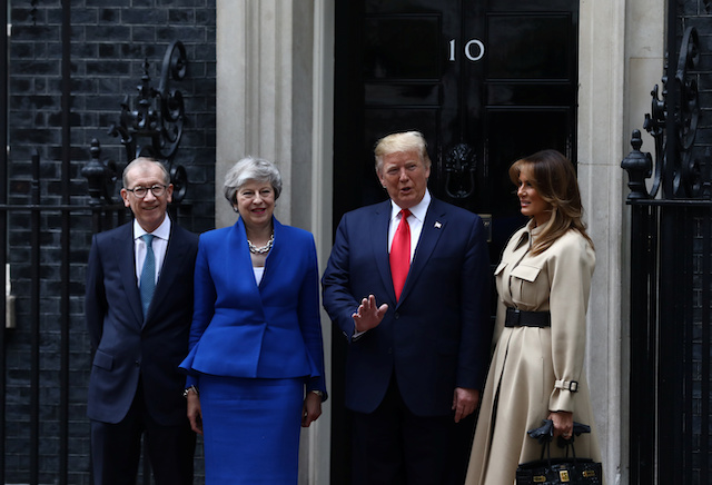 REUTERS/Simon Dawson