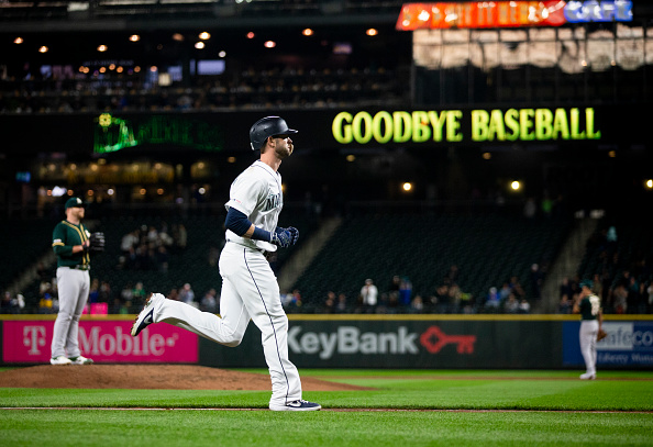 Mariners Outfielder Haniger Put On Injured List With Ruptured Testicle