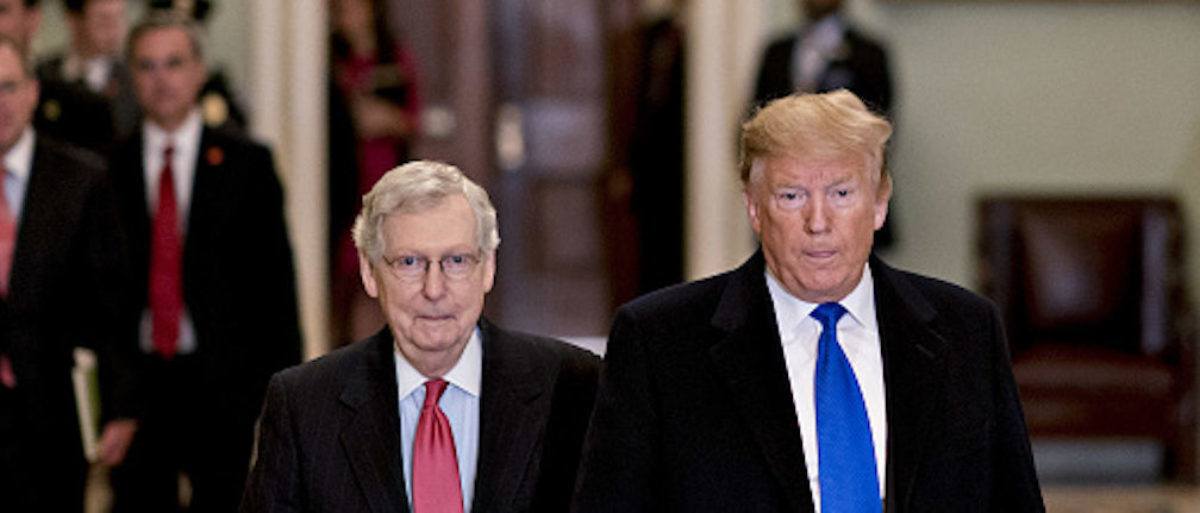 McConnell Praises Trump's Mexico Tariffs After Early Criticism: 'It Worked'