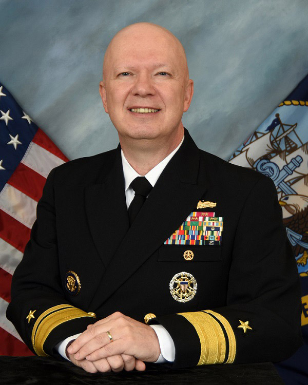 Rear Adm. Jeffrey Harley is under investigation by the Navy (U.S. Naval War College)