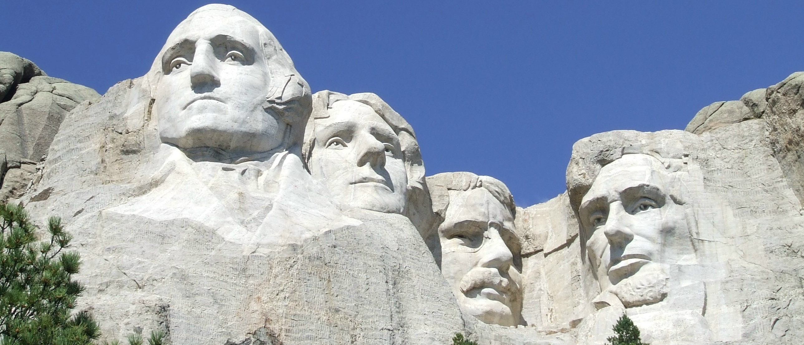 U.S. presidents George Washington, Thomas Jefferson, Theodore Roosevelt and Abraham Lincoln are sculpted on Mount Rushmore National Memorial in the Black Hills region of South Dakota, U.S. in this U.S. National Park Service photo taken on April 12, 2013. Courtesy NPS/Handout via REUTERS.