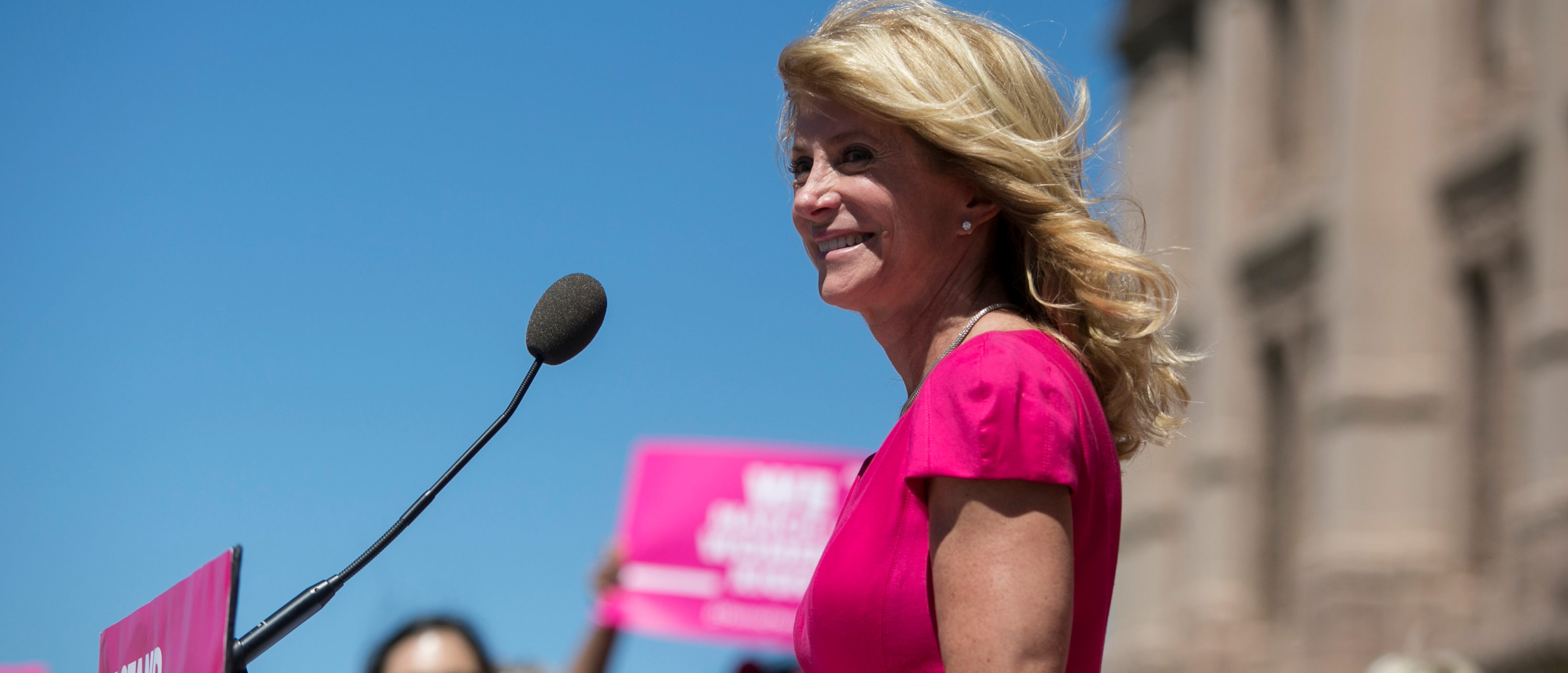 Wendy Davis Officially Announces She's Running For Congress, Rep. Chip Roy's Seat | The Daily Caller