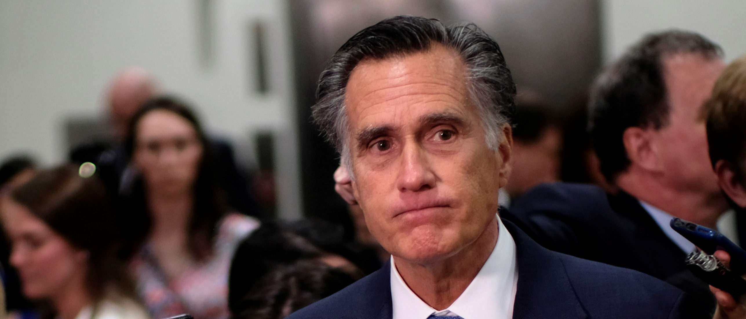 Dozens Of Conservative Groups Signed A Stinging Rebuke Of A Policy Mitt Romney Just Said He Was 'Looking At' Supporting