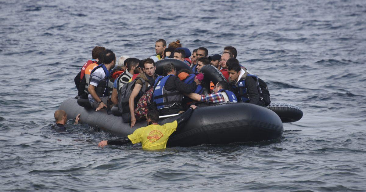 Refugees. Shutterstock