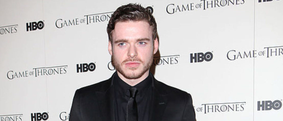 LONDON, ENGLAND - FEBRUARY 29: Richard Madden attends the DVD launch of the complete first season of 'Game Of Thrones' at Old Vic Tunnels on February 29, 2012 in London, England. (Photo by Tim Whitby/Getty Images)