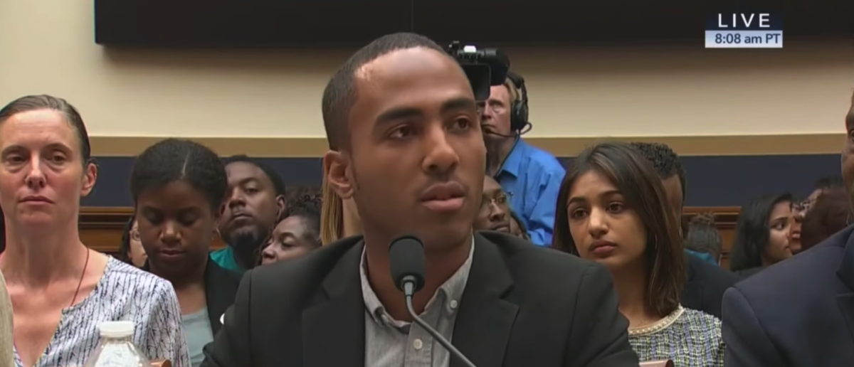 Black Democrat Booed For Testifying Against Slave Reparations In Congress