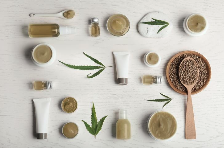 CBD can come in many different forms and assist in pain relief in many different ways!