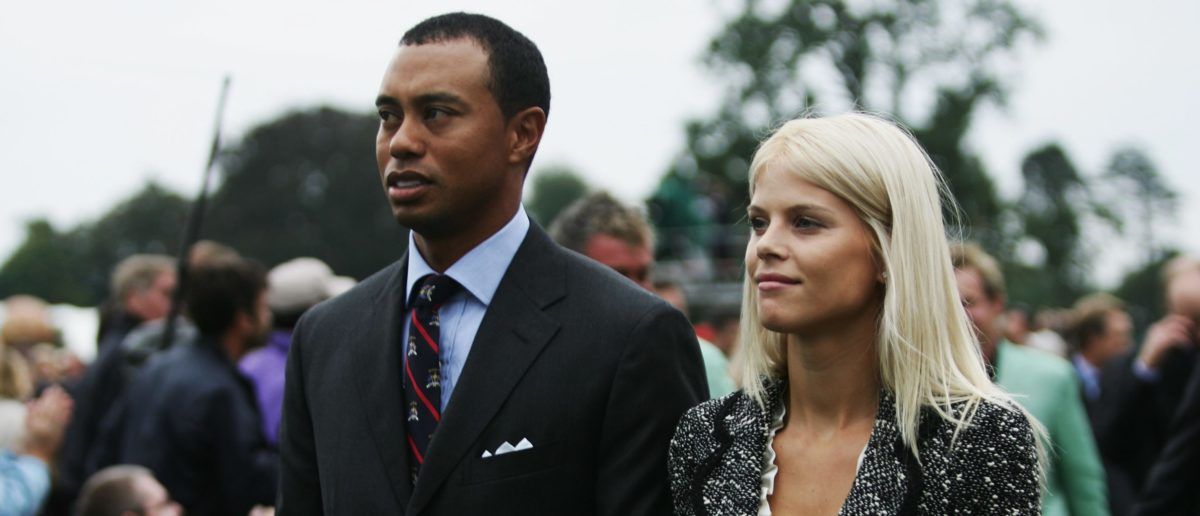 REPORT: Tiger Woods' Ex-Wife Elin Nordegren Is Expecting With Former NFL Player