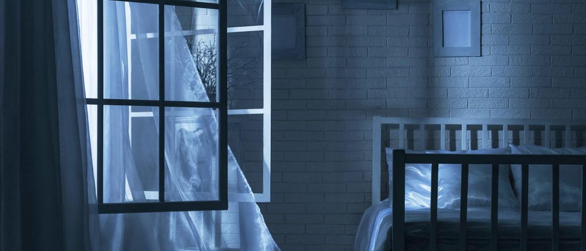 A woman jumped out a window to escape rape. SHUTTERSTOCK/ Vasilyev Alexandr