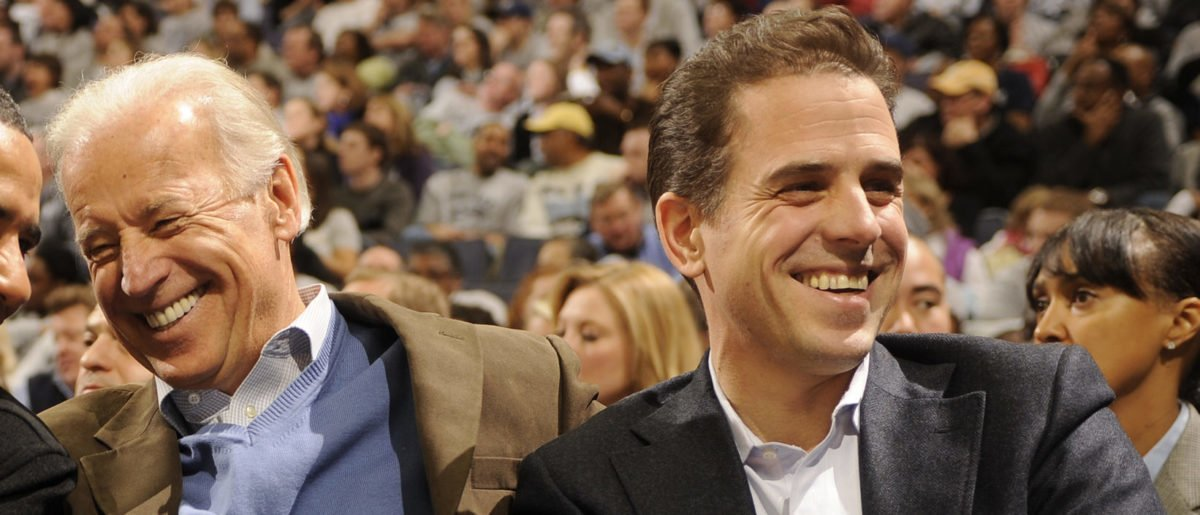 28-Year-Old Woman Sues Hunter Biden Over Child Support For Alleged Love Child