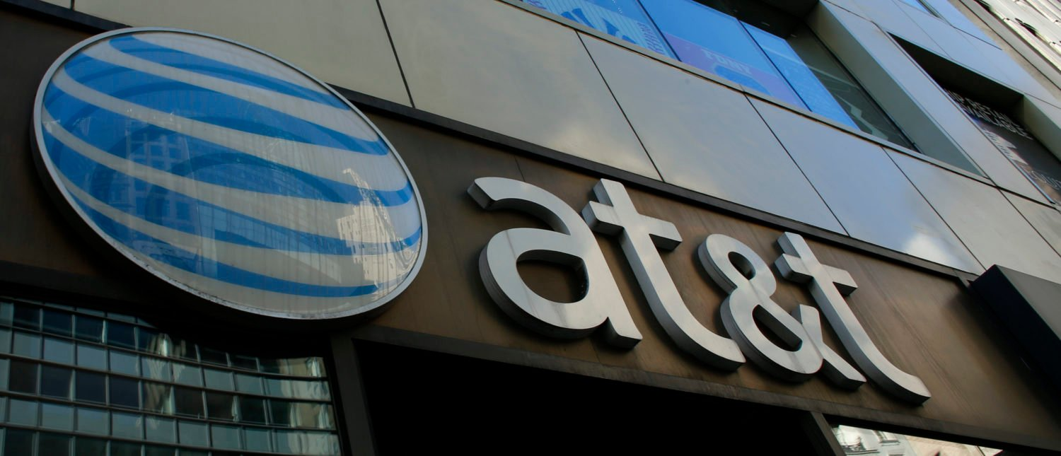 AT&T unveiled a mega-deal for Time Warner that would transform the telecom giant into a media-entertainment powerhouse positioned for a sector facing major technology changes. The stock-and-cash deal is valued at $108.7 billion including debt, and gives a value of $84.5 billion to Time Warner -- a major name in the sector that includes the Warner Bros. studios in Hollywood and an array of TV assets such as HBO and CNN. / AFP / KENA BETANCUR (KENA BETANCUR/AFP/Getty Images)