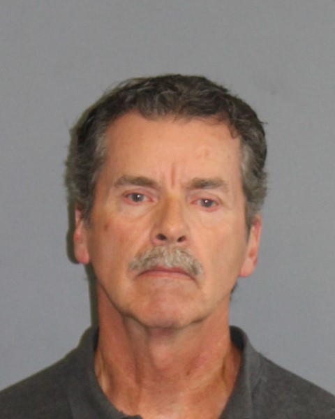 Kevin Conners pictured above after allegedly helping his wife commit suicide. (Photo courtesy of Connecticut State Police)