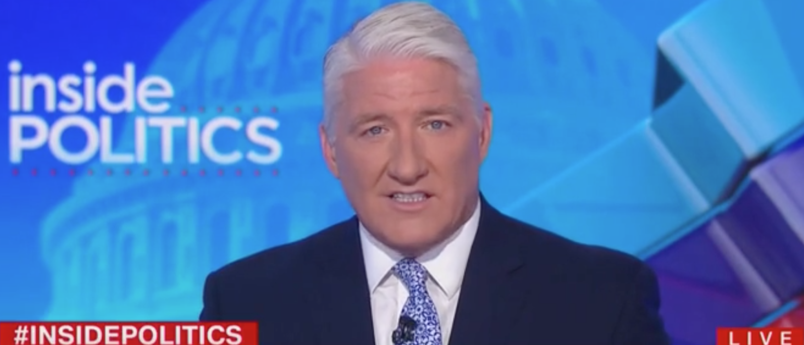 CNN's John King: Problems At The Border Didn't Start With Trump   The Daily Caller