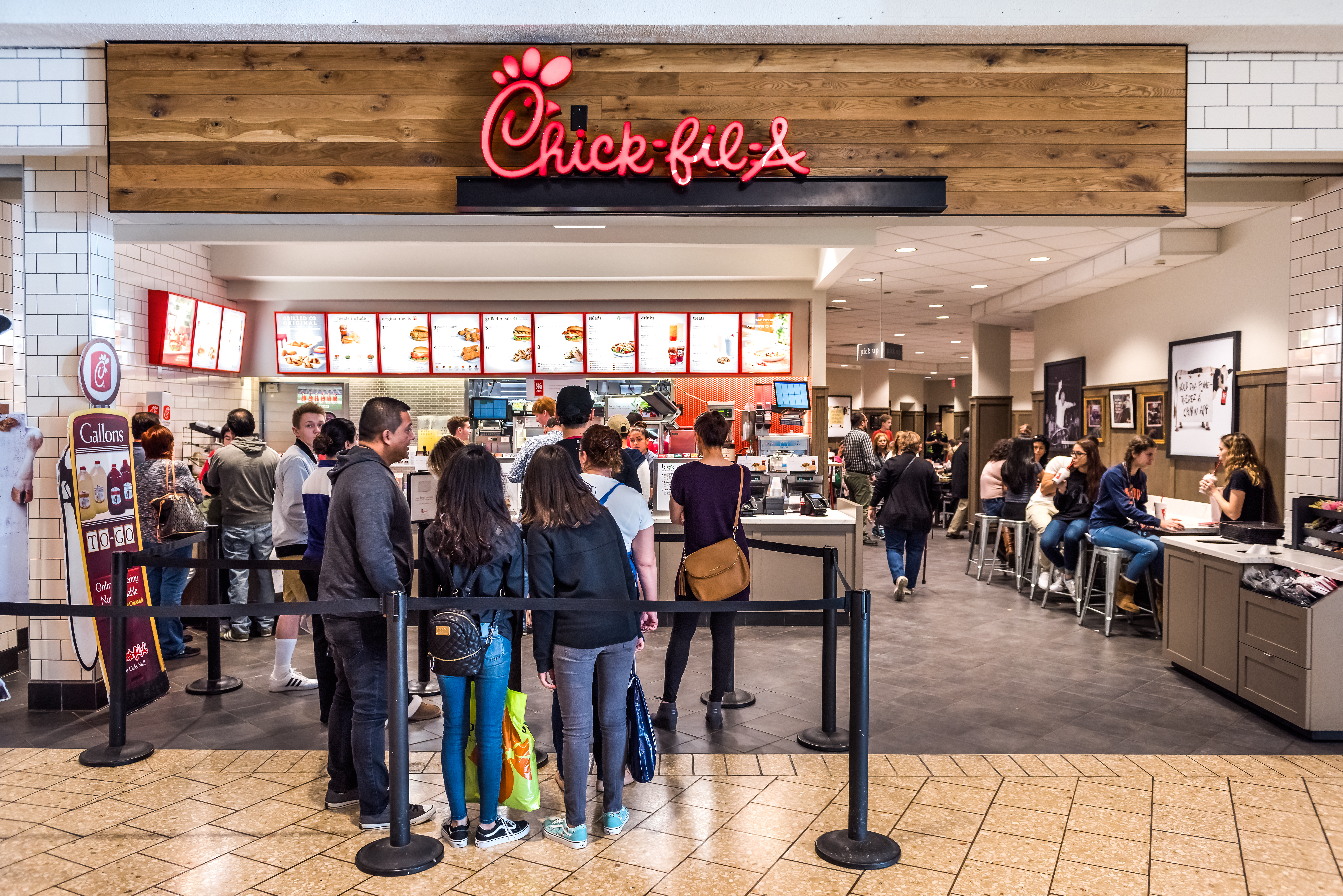 Banish 'Bastion Of Bigotry' Chick-Fil-A To The Basement, Says KU Faculty Members