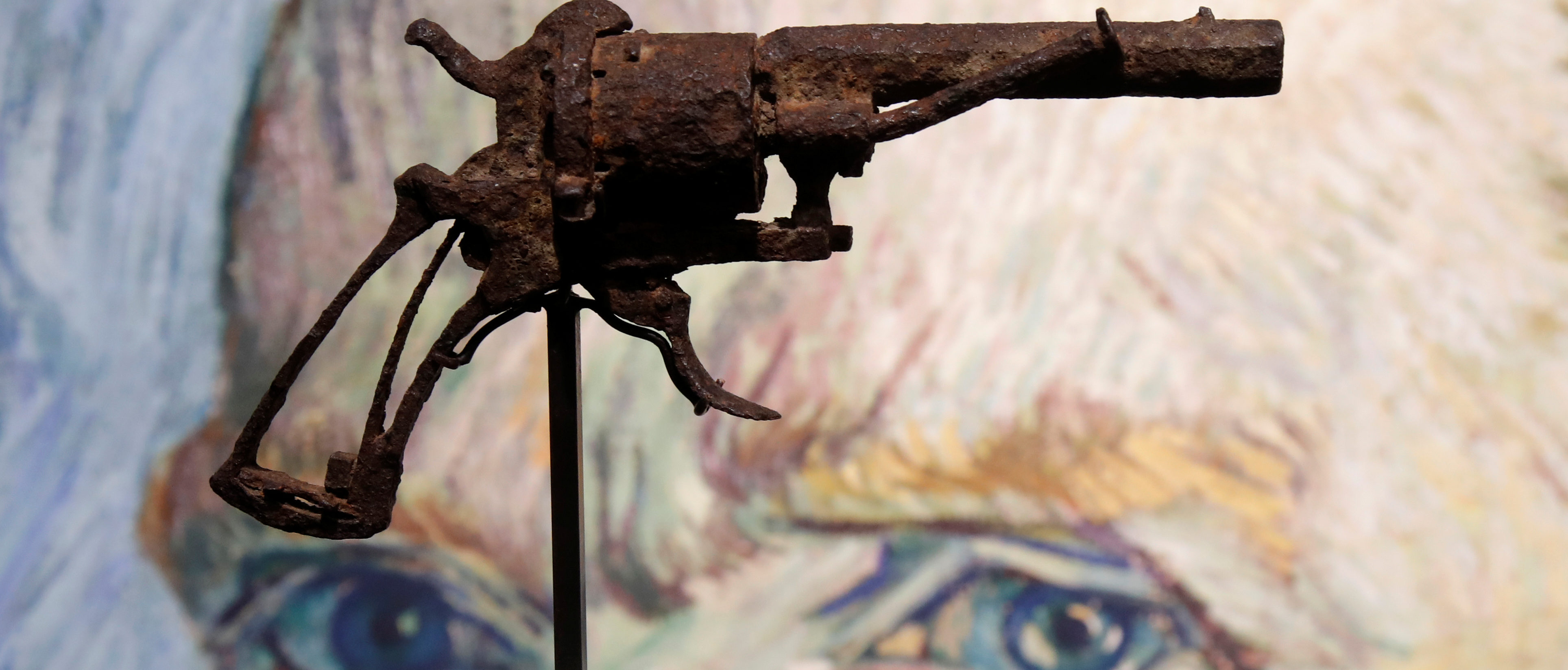 Revolver Van Gogh Likely Used To Kill Himself Goes On Auction Block