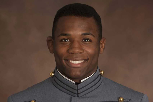 Christopher J. Morgan, who was attending the U.S. Military Academy at West Point, died June 6, 2019 during a training exercise. Photo by U.S. Military Academy.