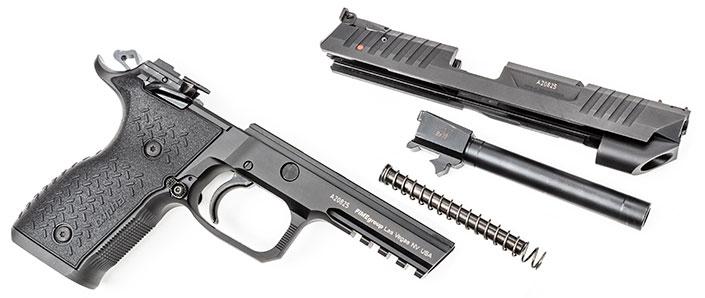 Gun Test: FIME Rex Alpha Pistol   The Daily Caller