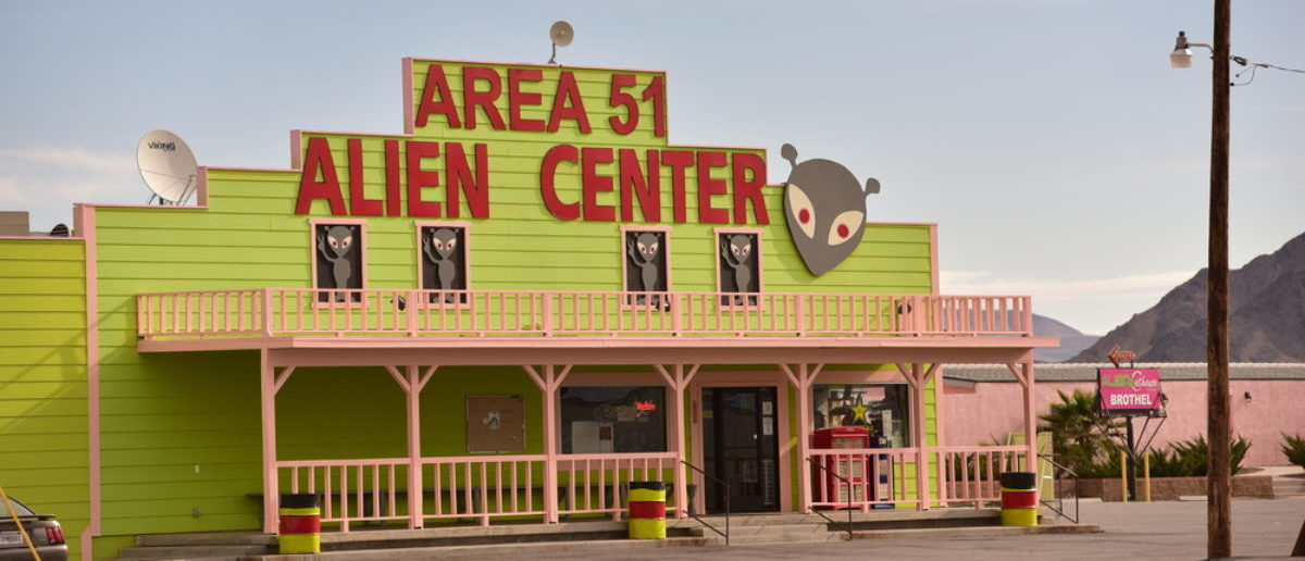 If You're Dumb Enough To Storm Area 51, Then You're Dumb Enough To Get Shot