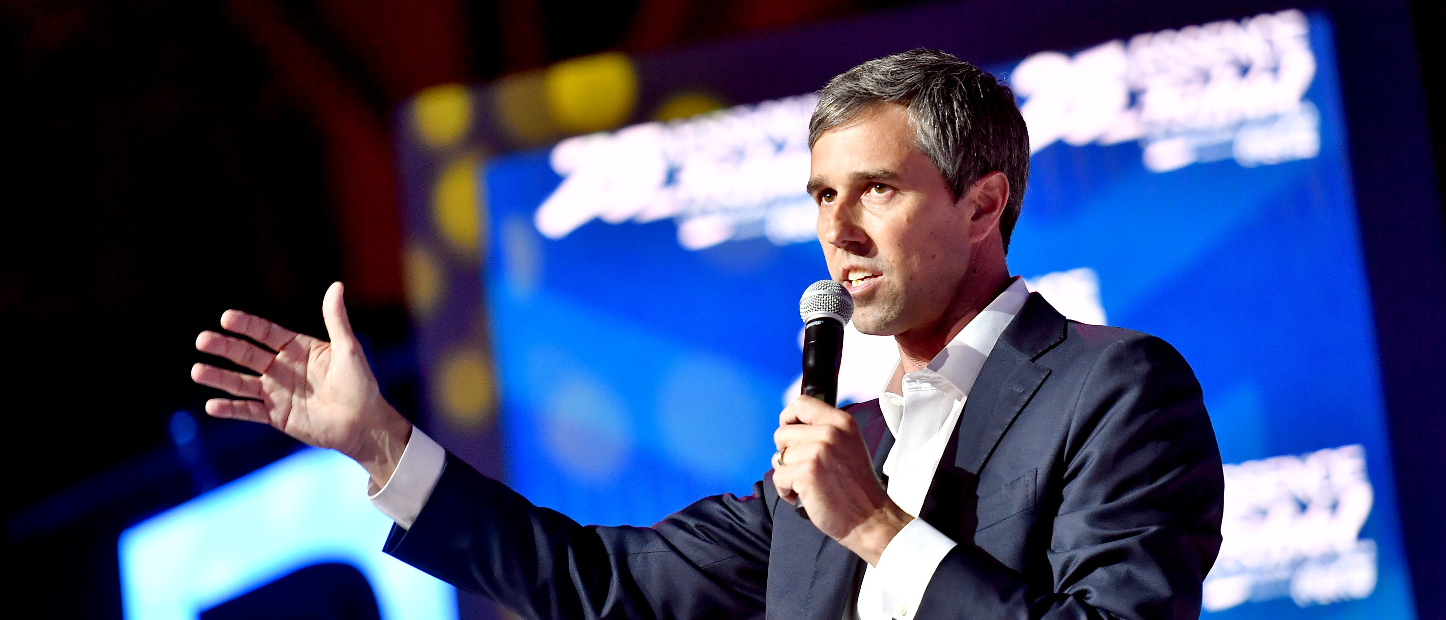 Here's Beto O'Rourke's Newest Plan To Force Big Tech To Snuff Out White Nationalism