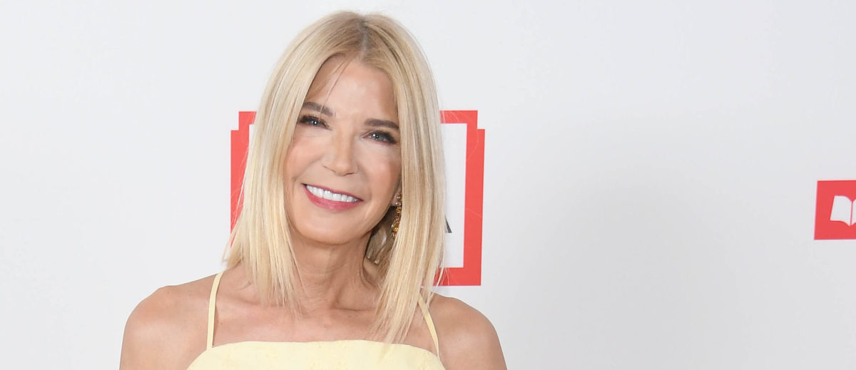 Candace Bushnell attends the 2019 PEN America Literary Gala at American Museum of Natural History on May 21, 2019 in New York City. (Photo by Dimitrios Kambouris/Getty Images)