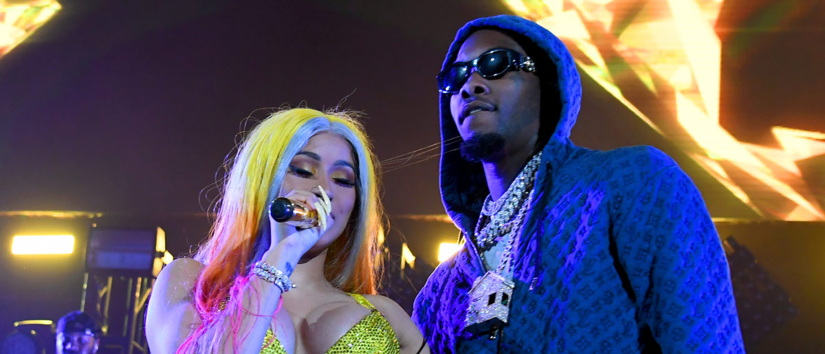 Cardi B Shows Off New Ridiculous Tattoo Of Husband S Name The