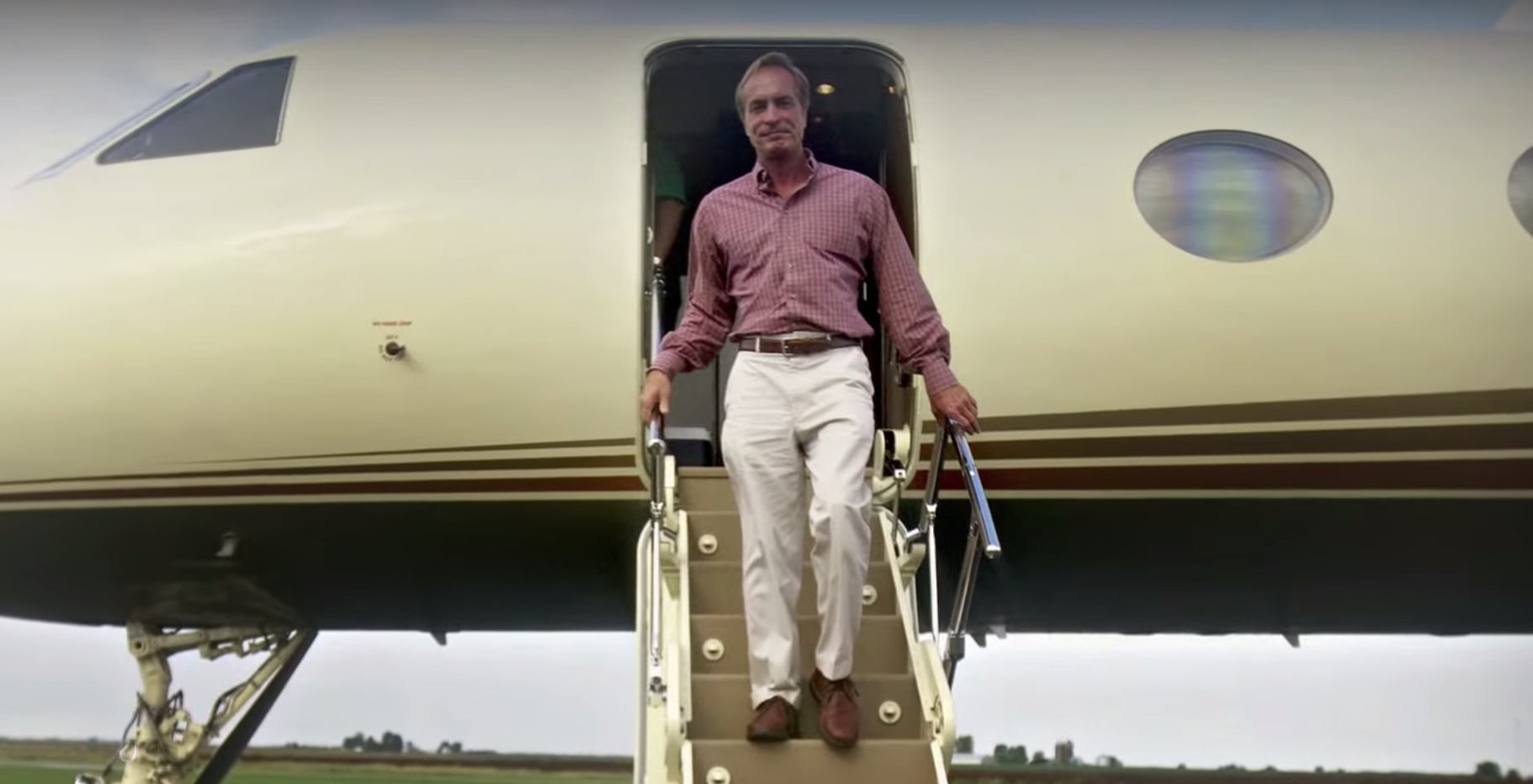Coal billionaire Chris Cline among 7 killed in Bahamas helicopter crash. Photo from Youtube.