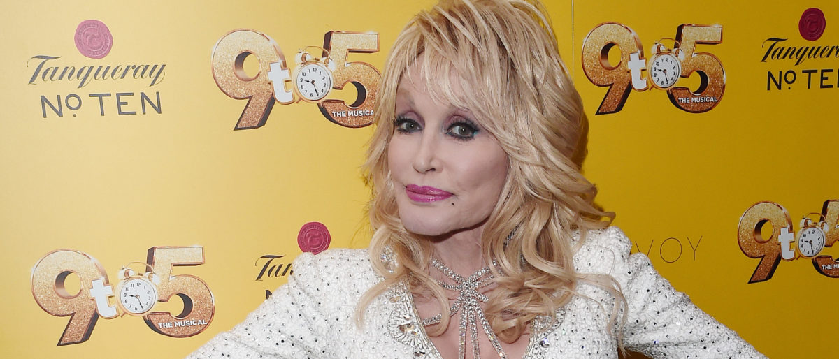 Dolly Parton Knows Which Superstar Actress She Wants To Portray Her In Biopic, And That Star Just Weighed In