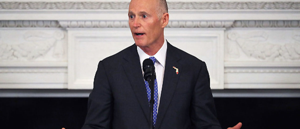 EXCLUSIVE: Sen. Rick Scott Introduces Legislation To Get Peace Corps Out Of China