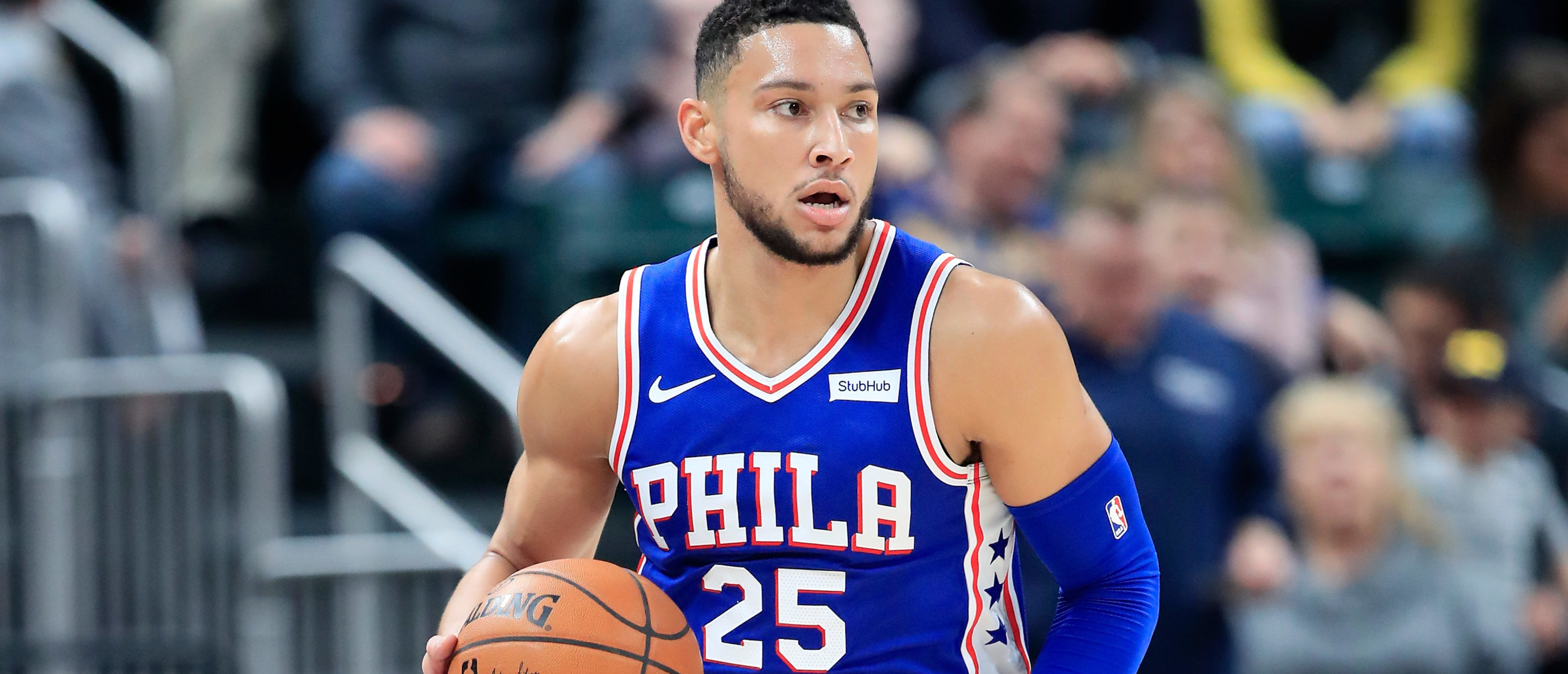 Report: Ben Simmons Agrees To Five-Year, $170 Million Max Contract With Sixers