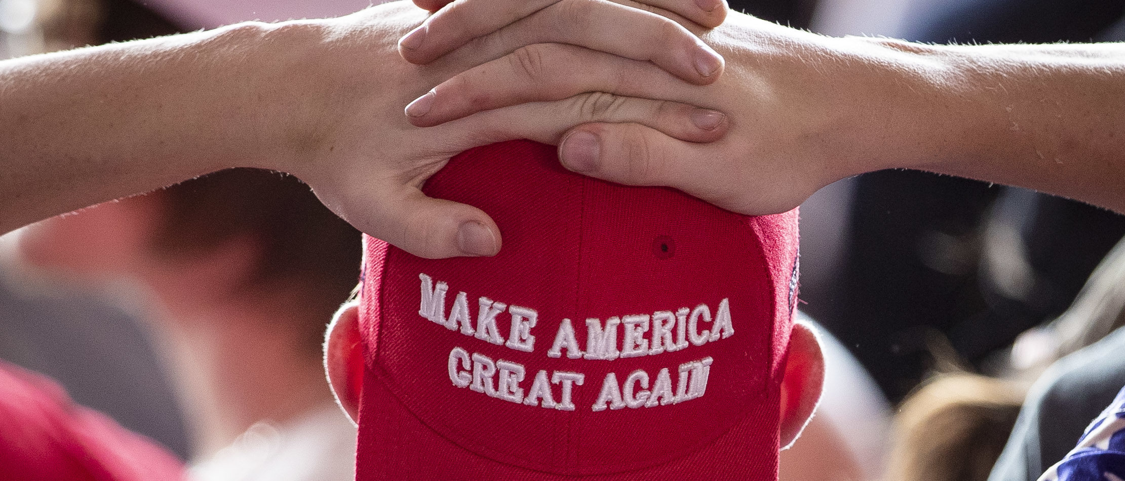 DC Barbecue Joint Kicks Out Patron For Harassing Customer In MAGA Hat