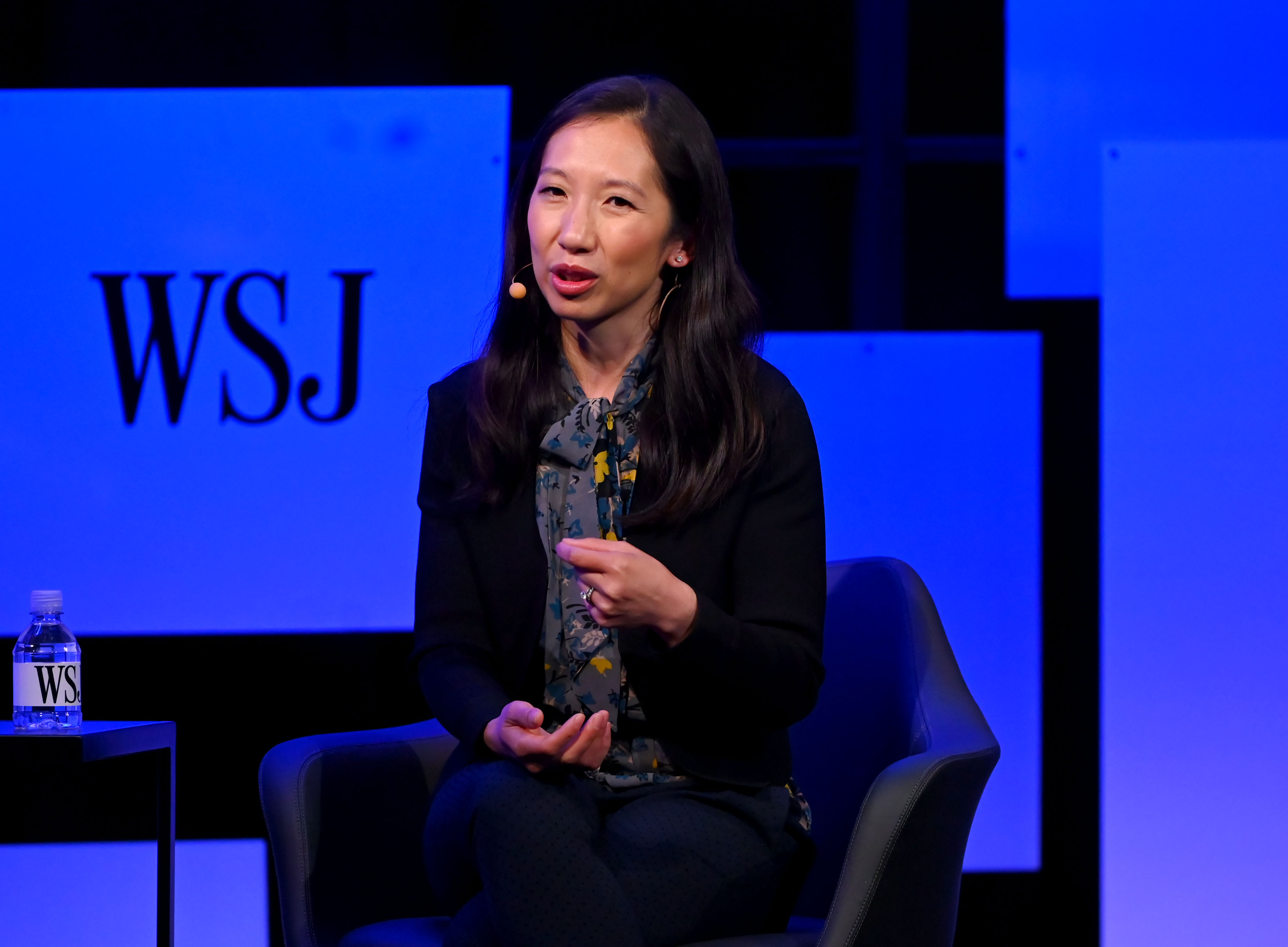 NEW YORK, NEW YORK - MAY 20: Leana Wen, President and CEO of Planned Parenthood speaks during The Wall Street Journal's Future Of Everything Festival at Spring Studios on May 20, 2019 in New York City. (Photo by Nicholas Hunt/Getty Images)