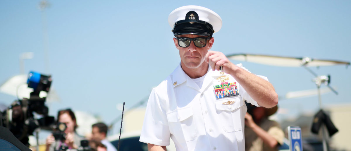 Brother Of Eddie Gallagher Opens Up, Says He's Furious Hillary Clinton Called The Navy SEAL 'Grotesque' | The Daily Caller