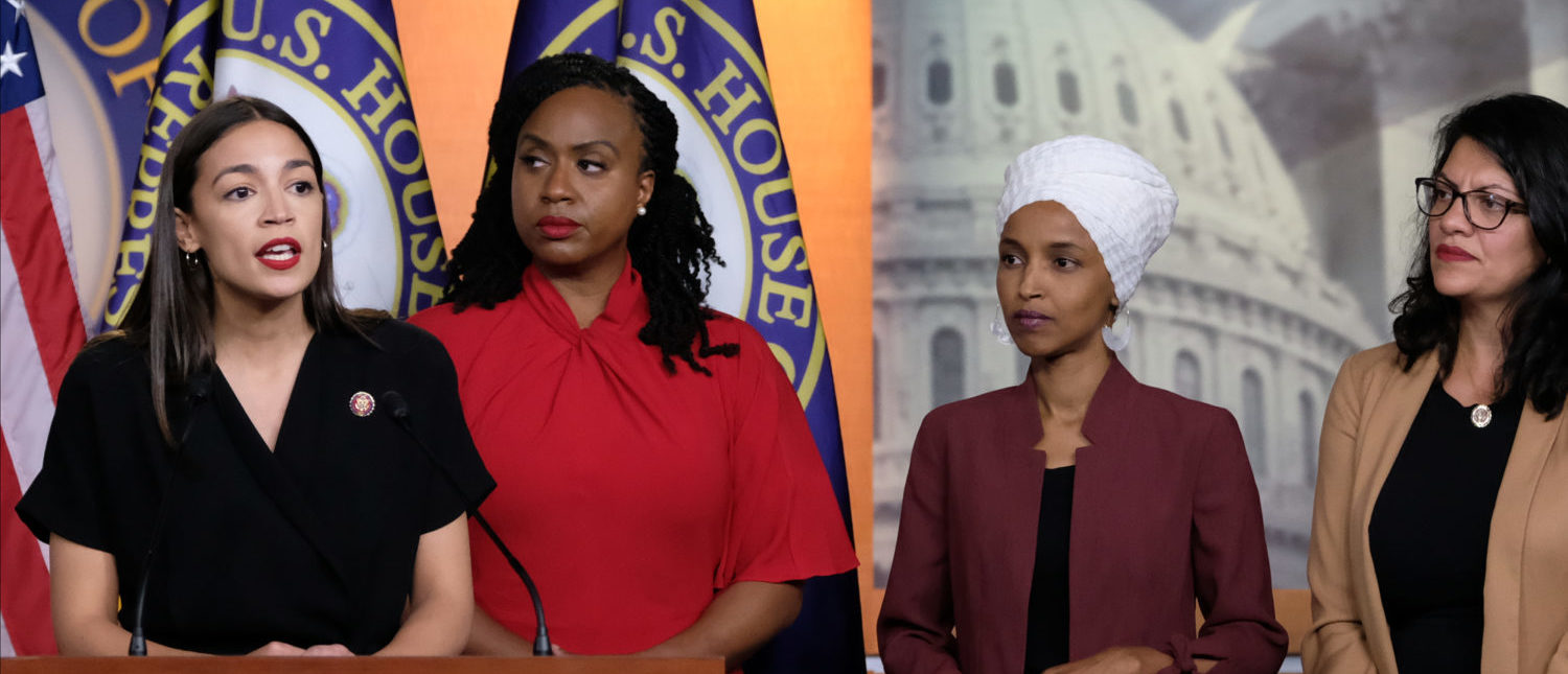OLIVER: Are The 4 'Housewomen' Of The Apocalypse Better For Democrats, Or For Trump?