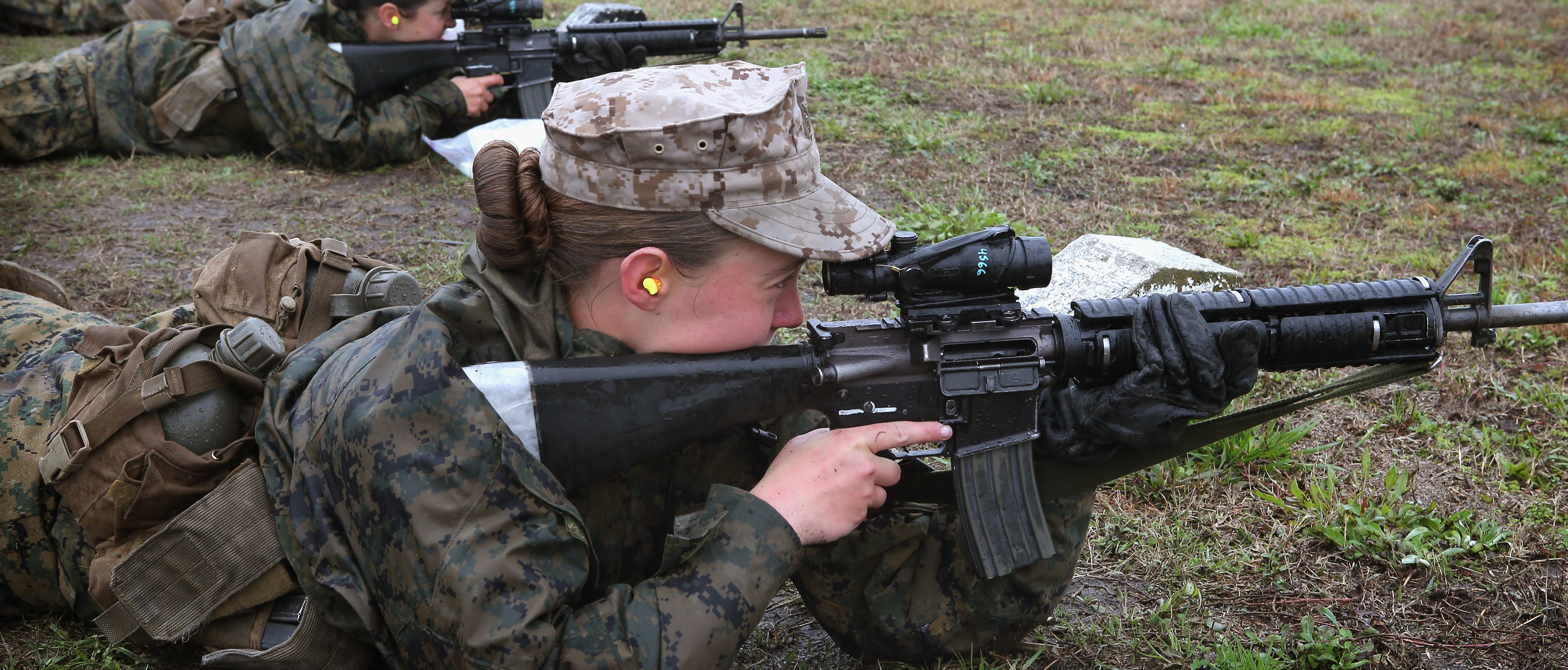 US Army Invests In Studying 'Hyperfit' Women Who Pass Its
