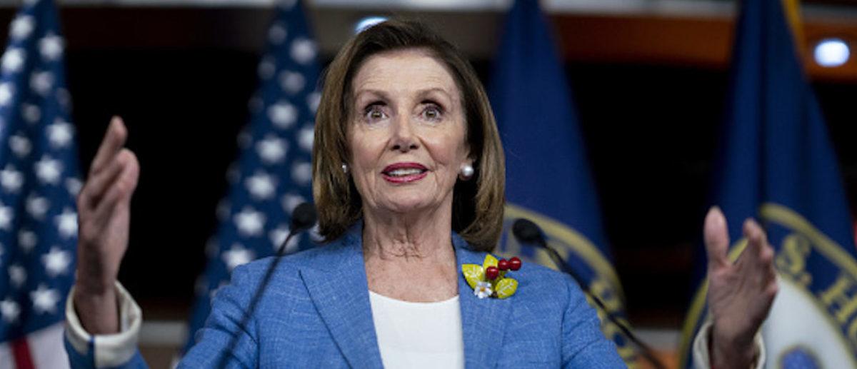 House Democrats Reach A Milestone Of Sorts On Impeachment
