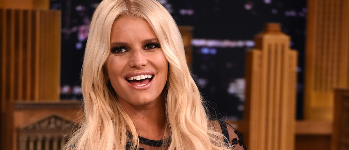 f4987f946 Jessica Simpson Turns 39 Years Old | The Daily Caller