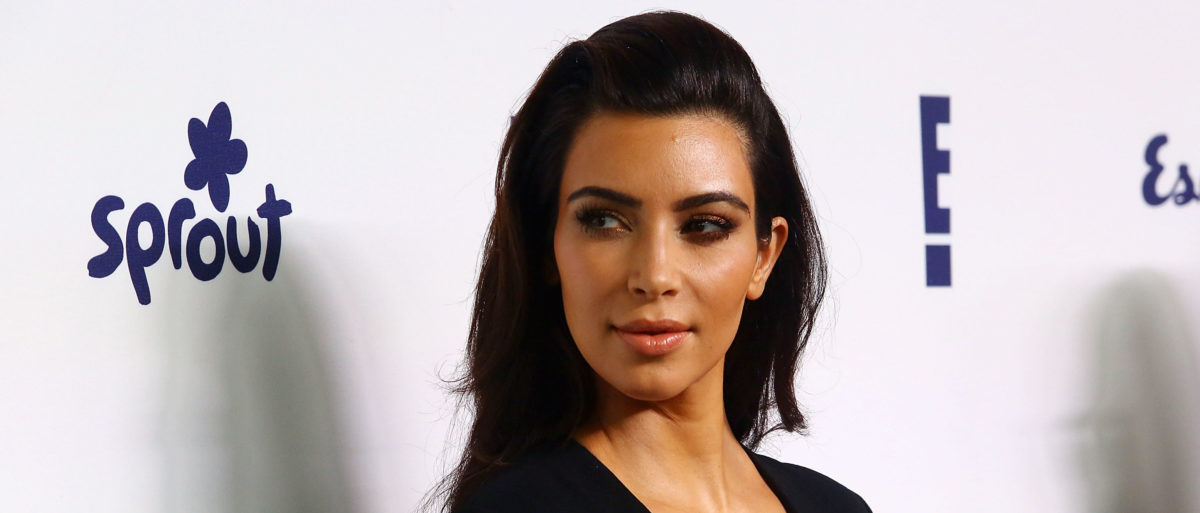 Kim Kardashian Wants To Invite This Activist To Dinner, Calling Her 'So Brave'