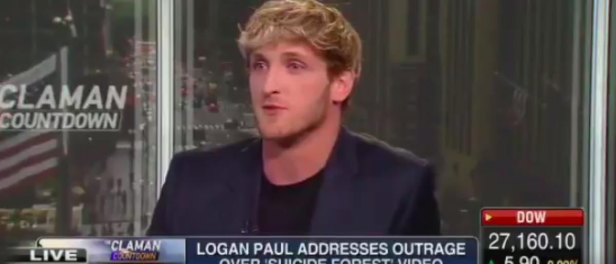 Logan Paul Talks About YouTube Career In Bizarre Appearance On 'Fox Business'