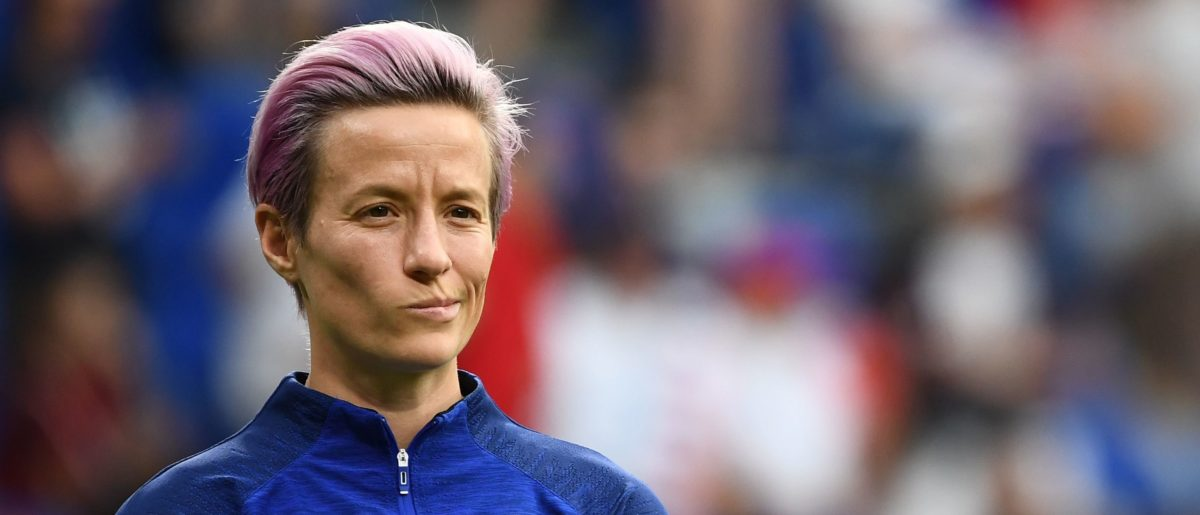 Megan Rapinoe: 'I Think My Dad Voted For Trump'