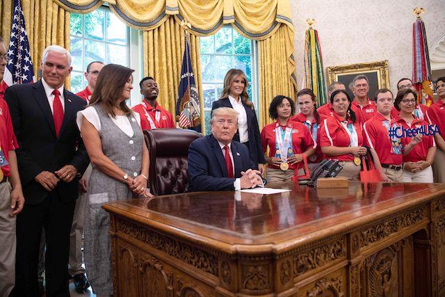 (Photo credit: NICHOLAS KAMM/AFP/Getty Images)