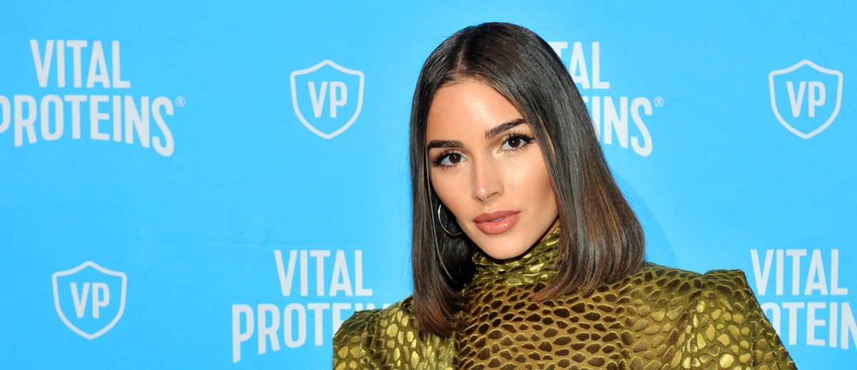 Olivia Culpo attends Vital Proteins Collagen Water Launch Party at Millennium Park on June 19, 2019 in Chicago, Illinois. (Photo by Timothy Hiatt/Getty Images for Vital Proteins)