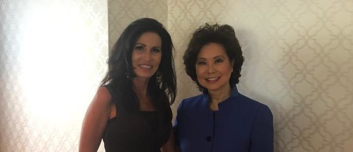 NANCE: Elaine Chao Went From Taiwan To Two Presidential Cabinets — And The Media Hates Her For It   The Daily Caller