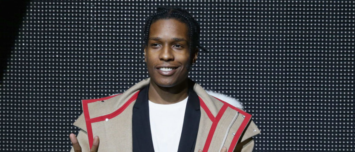 Donald Trump Says He Will Call The Swedish Prime Minister To Free A$AP Rocky   The Daily Caller